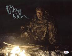 Kristian Nairn Game Of Thrones Signed 11X14 Photo PSA/DNA #Y37909