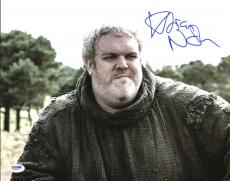 Kristian Nairn Game Of Thrones Signed 11X14 Photo PSA/DNA #Y37912