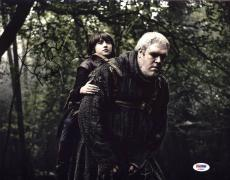Kristian Nairn SIGNED 11x14 Photo Hodor Game of Thrones PSA/DNA AUTOGRAPHED