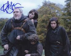 Kristian Nairn Signed 8x10 Photo W/Coa Game of Thrones #2