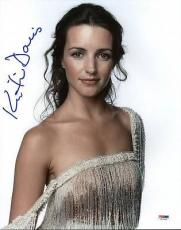 Kristin Davis Sex And The City Signed 11X14 Photo PSA/DNA #J15069