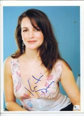 Kristin Davis Sex & The City Melrose Place Seinfeld Signed Autograph Photo COA