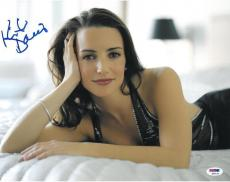 Kristin Davis Signed Sex and The City Authentic 11x14 Photo (PSA/DNA) #K63134
