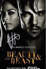 Kristin Kreuk signed auto Beauty & the Beast 2013 Wondercon CW promo comic book