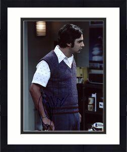 Kunal Nayyar The Big Bang Theory Signed 8X10 Photo BAS #B95566