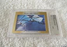 Kurt Russell 2016 Leaf Masterpiece Cut Signature 1/1 autograph signed card JSA