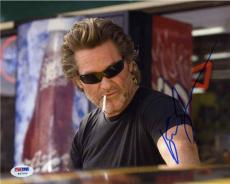 Kurt Russell Autographed Signed 8x10 Photo Certified Authentic PSA/DNA AFTAL COA