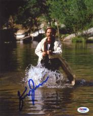 Kurt Russell Autographed Signed 8x10 Photo Certified Authentic PSA/DNA
