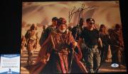 Kurt Russell signed 11 x 14,Stargate,Escape from New York,Tombstone, Beckett BAS