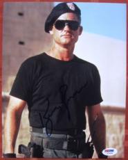 Kurt Russell signed 8x10 photo PSA/DNA autograph Stargate