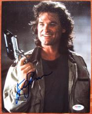 Kurt Russell signed 8x10 photo PSA/DNA autograph Tango and Cash
