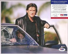 Kurt Russell Signed 8x10 Photo PSA DNA COA Autographed b