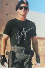 Kurt Russell Signed Authentic Autographed 12X18 Photo PSA/DNA #U35690