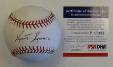 Kurt Russell Signed Authentic Autographed Baseball (PSA/DNA) #P57333