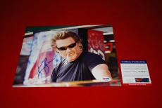 KURT RUSSELL tombstone stargate grindhouse signed PSA/DNA 8x10 photo 1