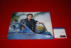 KURT RUSSELL tombstone stargate grindhouse signed PSA/DNA 8x10 photo 2