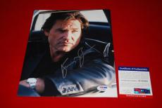 KURT RUSSELL tombstone stargate grindhouse signed PSA/DNA 8x10 photo 5