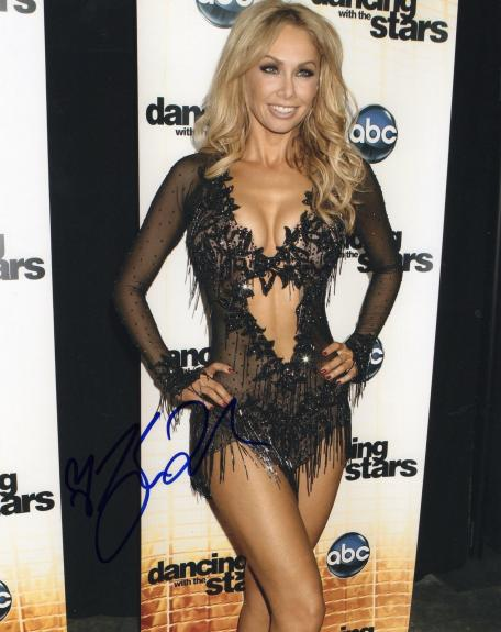 Kym Johnson Dancing With The Stars Signed 8x10 Photo w/COA #1