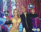 Kym Johnson Signed 8x10 Photo PSA/DNA COA Dancing with the Stars Picture Auto'd