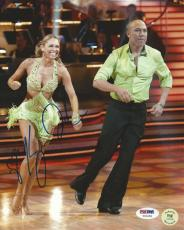 Kym Johnson Signed 8x10 Photo PSA/DNA COA Dancing with the Stars w/ Hines Ward