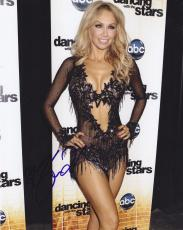 Kym Johnson Signed 8x10 Photo W/Coa Dancing With The Stars #2