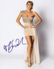 Kym Johnson Signed 8x10 Photo W/Coa Dancing With The Stars