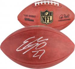 Eddie Lacy Green Bay Packers Autographed Wilson Pro Football