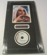 Lady Gaga Rare Signed Autographed Framed Cd Born This Way Jsa Certified Coa