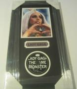 Lady Gaga Rare Signed Autographed Framed The Fame Monster Cd Jsa Certified HOT!!