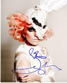 Lady Gaga Signed - Autographed Singer - Songwriter 8x10 inch Photo - Stefani Germanotta - Guaranteed to pass PSA/DNA or JSA