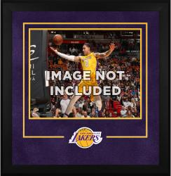 "Los Angeles Lakers Deluxe 16"" x 20"" Frame -"