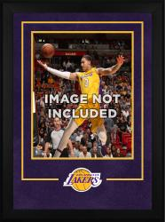 "Los Angeles Lakers Deluxe 16"" x 20"" Frame"