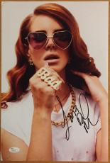 Lana Del Rey SIGNED 10x15 AUTOGRAPHED PHOTO JSA COA