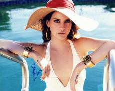 Lana Del Rey Signed Autographed 8x10 Photo COA VD