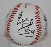 LANA DEL REY Signed Autographed New York YANKEES Baseball PSA/DNA #Y93424