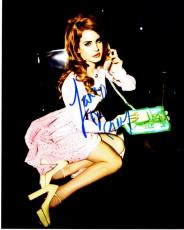 Lana Del Rey Signed - Autographed Sexy Singer - Songwriter 8x10 inch Photo - Guaranteed to pass PSA or JSA