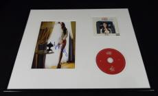 Lana Del Rey Signed Framed 16x20 Lust for Life CD & Photo Set
