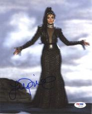 Lana Parilla Once Upon a Time Autographed Signed 8x10 Photo Certified PSA/DNA