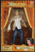 LANCE BASS signed NSYNC Collectible Marionette doll-JSA Authenticated