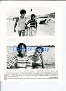 Larenz Tate Duane Martin Jada Pinkett The Inkwell Original Press Movie Photo
