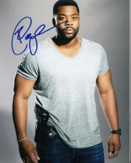 Laroyce Hawkins signed Chicago P.D TV Show 8x10 photo w/coa Kevin Atwater #LH1