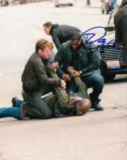 Laroyce Hawkins signed Chicago P.D TV Show 8x10 photo w/coa Kevin Atwater #LH2