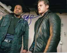 Laroyce Hawkins signed Chicago P.D TV Show 8x10 photo w/coa Kevin Atwater #LH4