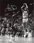 """Larry Bird Indiana State Sycamores Autographed 8"""" x 10"""" Photograph"""