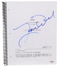 Larry David Autographed Seinfeld The Chinese Restaurant Replica Script - PSA/DNA COA