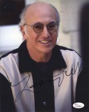LARRY DAVID Curb Seinfeld Autographed Signed 8x10 Photo Certified JSA AFTAL COA