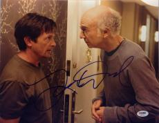 Larry David Signed 11x14 Photo PSA Cert# U36059