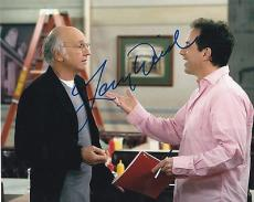Larry David Signed 8x10 Photo Curb Your Enthusiasm Seinfeld Autograph Coa A