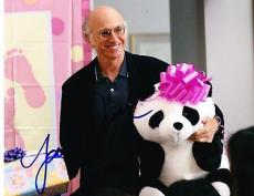 Larry David Signed 8x10 Photo Curb Your Enthusiasm Seinfeld Autograph Coa A