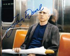 Larry David Signed 8x10 Photo Seinfeld Curb Your Enthusiasm Autograph Coa C